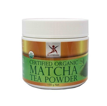 100% CERTIFIED ORGANIC MATCHA TEA POWDER